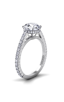 Danhov Carezza Collection Engagement Ring XE110 product image