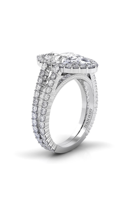 Danhov Carezza Collection Engagement Ring XE109-MQ product image