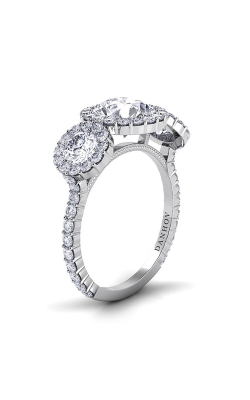 Danhov Carezza Collection Engagement Ring XE106 product image