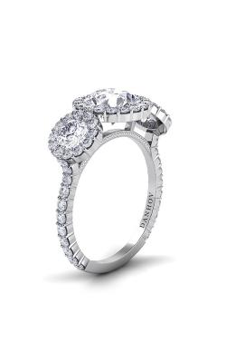 Danhov Carezza Engagement ring XE106 product image