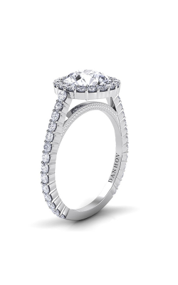 Danhov Carezza Collection Engagement Ring XE101 product image
