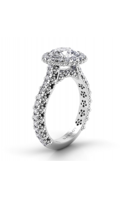Danhov Petalo Engagement Ring FE102 product image