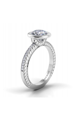 Danhov Tubetto Engagement Ring TE128 product image