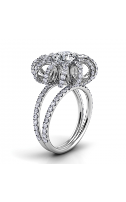 Danhov Couture Engagement Ring CE154 product image