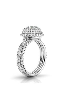Danhov Couture Engagement Ring CE160 product image