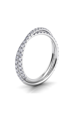 Danhov Eleganza Wedding Band ZB101-Q product image