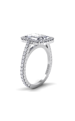 Danhov Carezza Collection Engagement Ring XE101-EM product image
