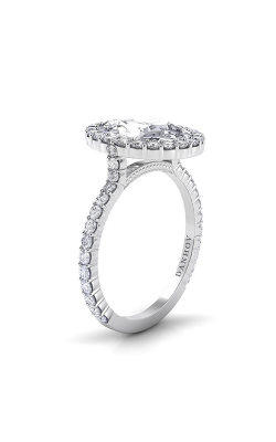 Danhov Carezza Collection Engagement Ring XE105-OV product image