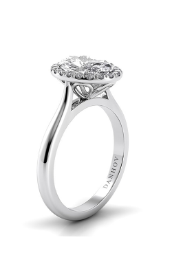 Danhov Classico Engagement Ring CL102-OV product image