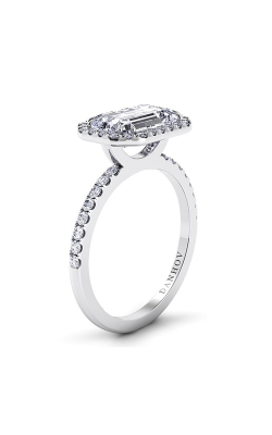 Danhov Per Lei Engagement ring LE105-EMEW product image