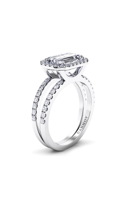Danhov Per Lei Engagement ring LE106-EMEW product image