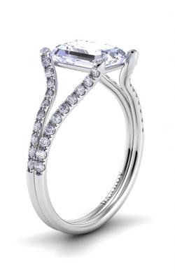 Danhov Solo Filo Engagement Ring SE101-EM product image