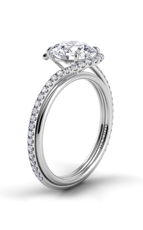 Danhov Abbraccio Engagement ring AE155 product image