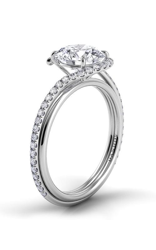 Danhov Abbraccio Engagement ring AE155 product image