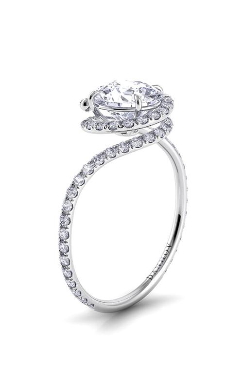Danhov Abbraccio Engagement ring AE100 product image
