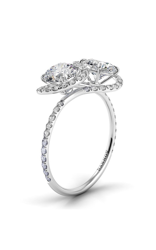 Danhov Abbraccio Engagement ring AE121 product image