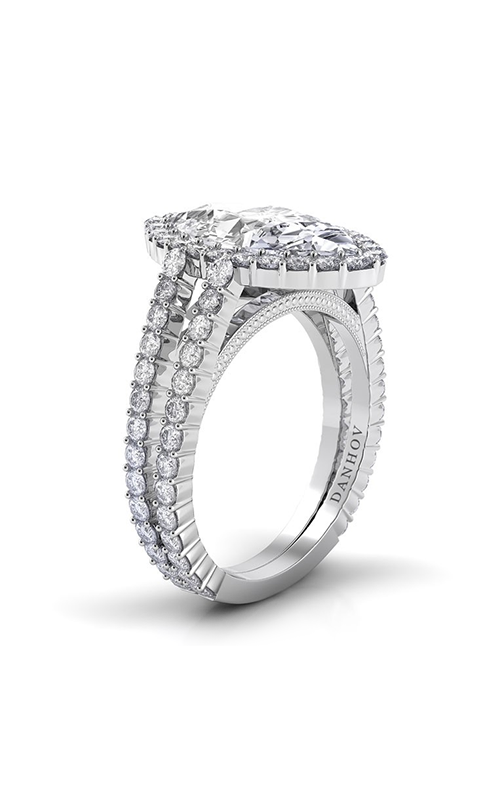 Danhov Carezza Engagement ring XE109-MQ product image