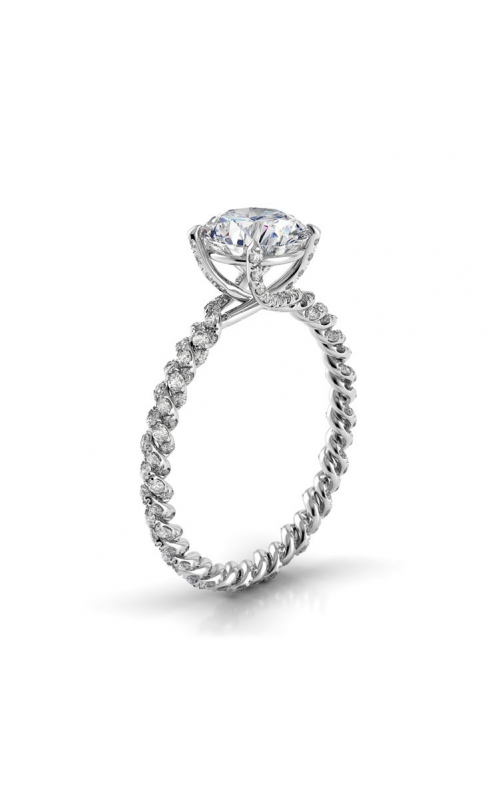 Danhov Eleganza Engagement ring ZE105 product image