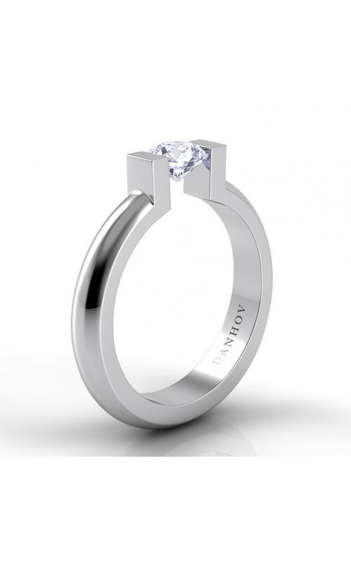 Danhov Voltaggio Engagement ring V113 product image