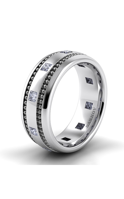 Danhov Men's Wedding Bands Wedding band PM104-8 product image