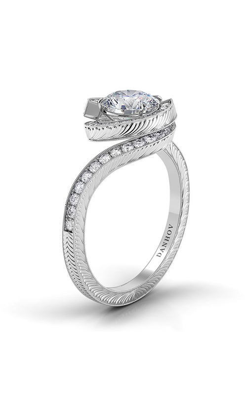 Danhov Abbraccio Engagement ring AE102 product image
