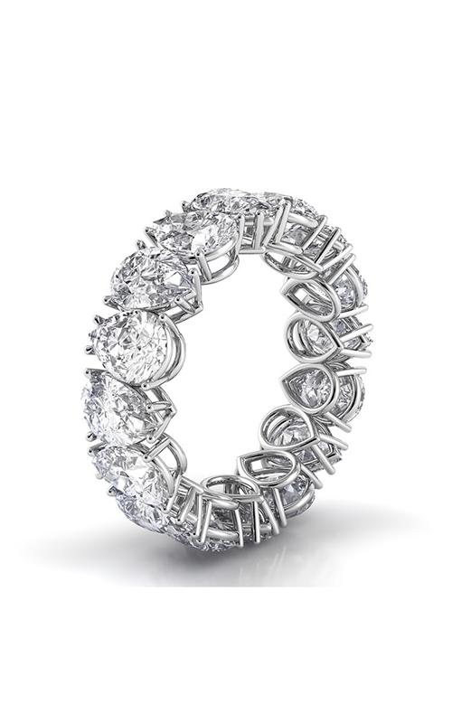 Danhov Eternita Wedding band Y104-PS product image