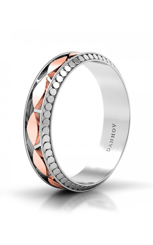 Danhov Men's Wedding Bands Wedding band TM124-6 product image