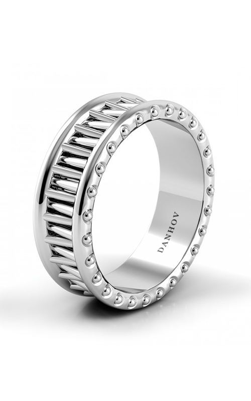 Danhov Men's Wedding Bands Wedding band TM127-8 product image