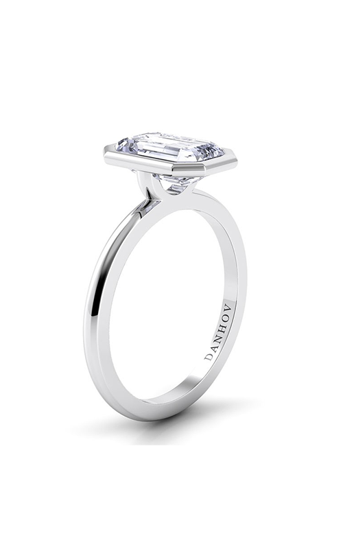 Danhov Per Lei Engagement ring LE100-EM product image