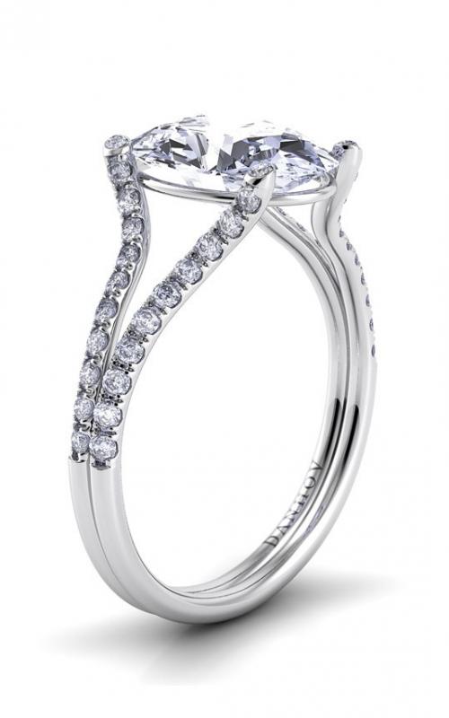Danhov Solo Filo Engagement ring SE101-OV product image