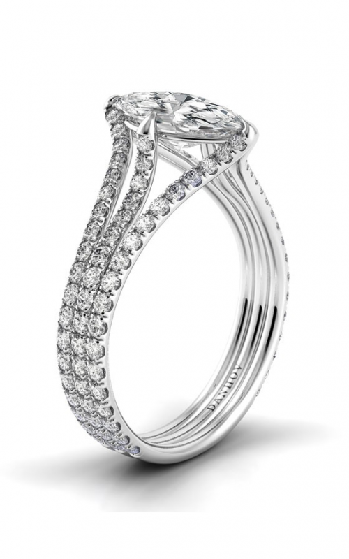 Danhov Solo Filo Engagement ring SE104-MQ product image