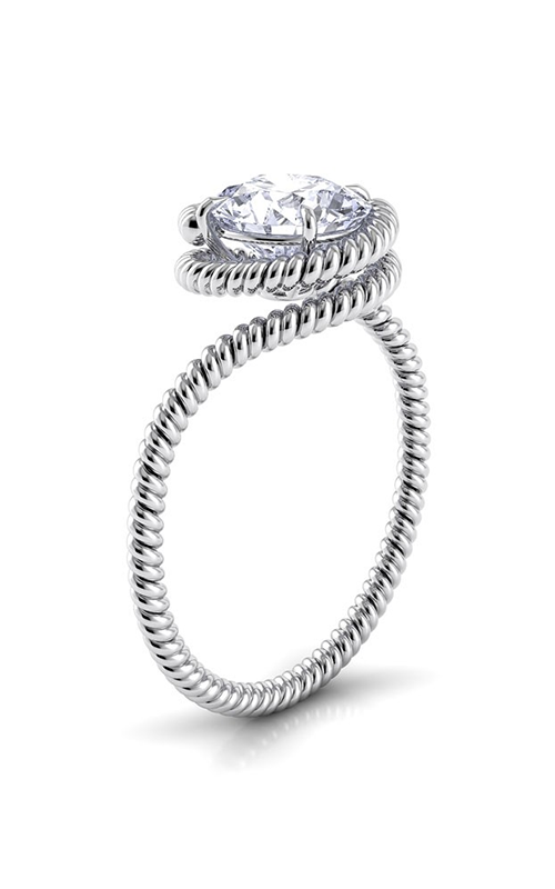 Danhov Abbraccio Engagement Ring AE135 product image
