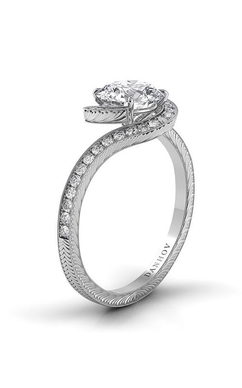 Danhov Abbraccio Engagement Ring AE103 product image
