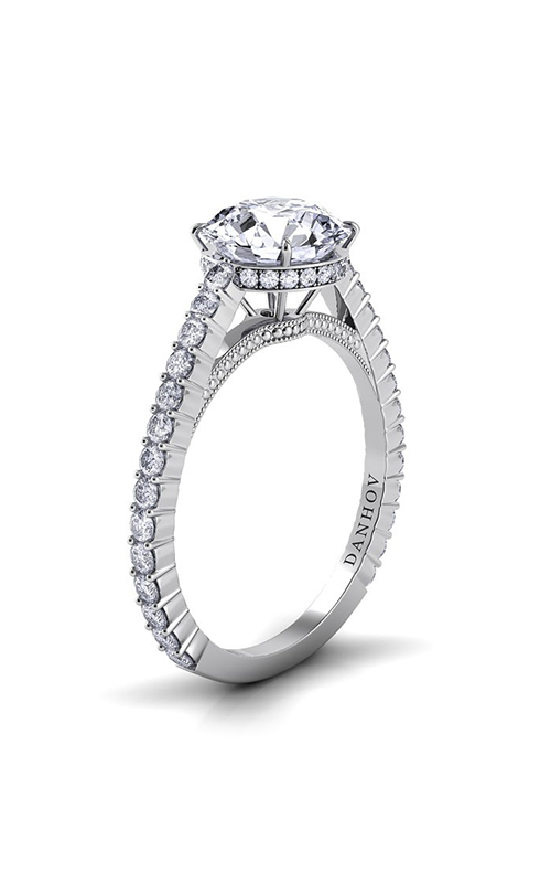 Danhov Carezza Engagement ring XE110 product image