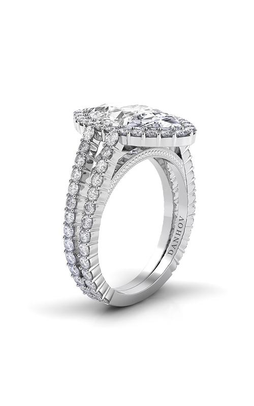 Danhov Carezza Engagement ring XE109-MQ product image