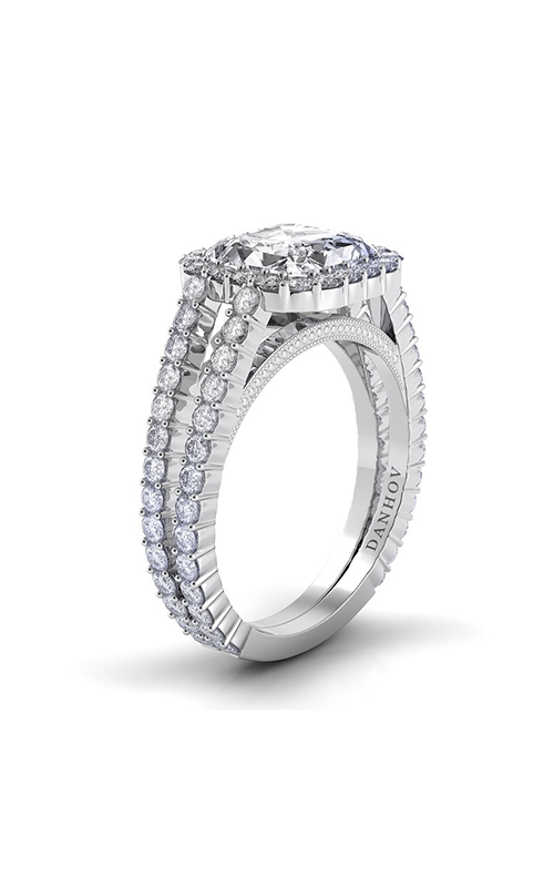 Danhov Carezza Collection Engagement ring XE109-AS product image