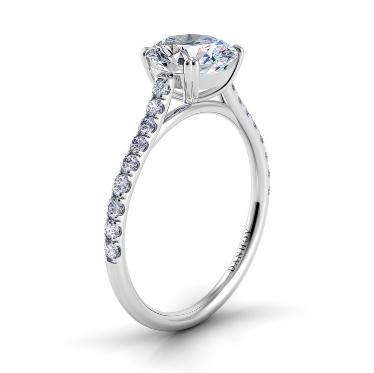 Danhov Classico Engagement ring CL138 product image