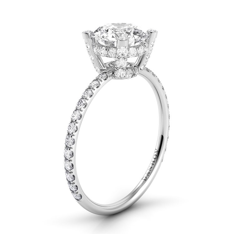 Danhov Classico Collection Engagement ring CL120 product image