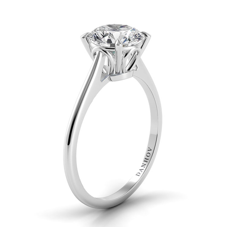 Danhov Classico Collection Engagement ring CL115 product image