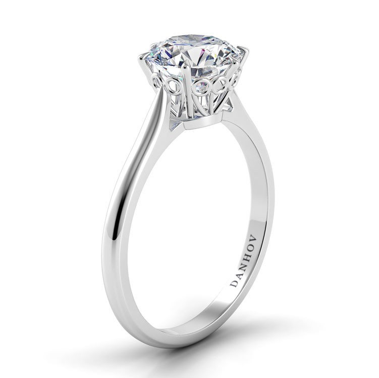Danhov Classico Engagement ring CL114 product image