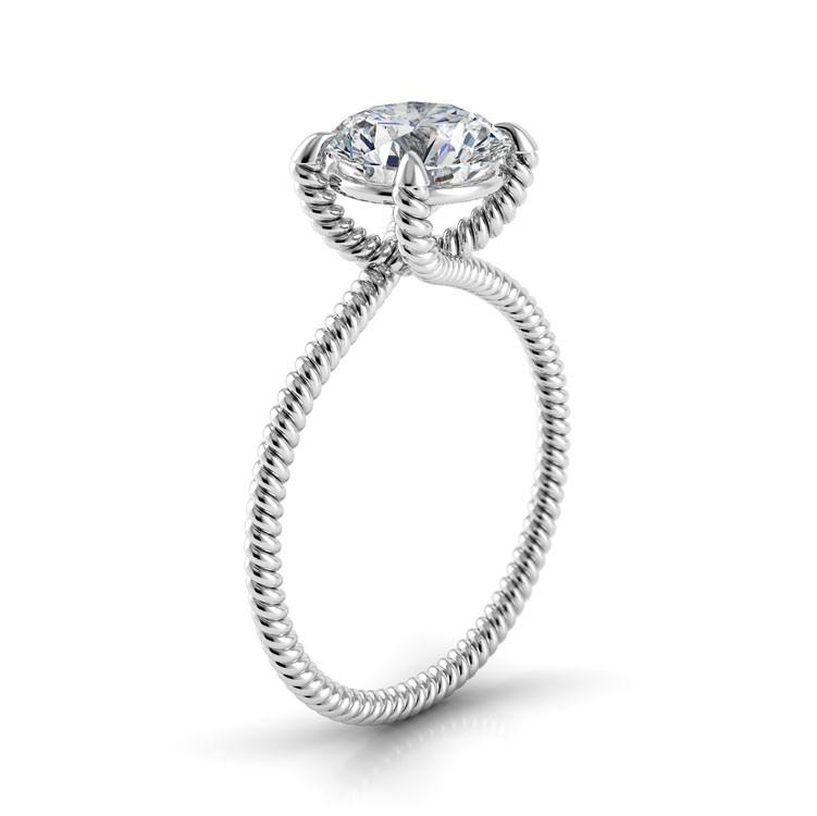 Danhov Eleganza Engagement ring ZE110 product image