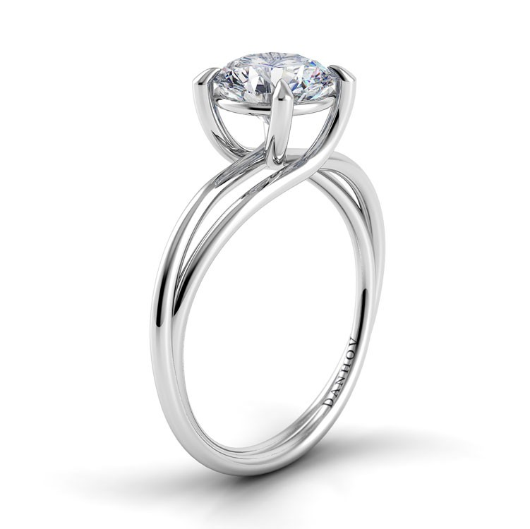 Danhov Eleganza Engagement ring ZE100 product image