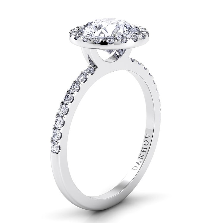Danhov Per Lei Engagement ring LE105 product image