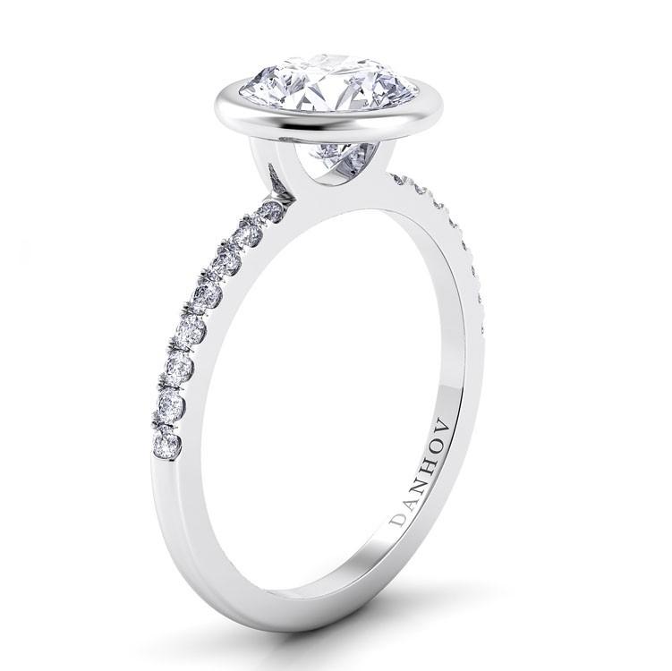Danhov Per Lei Engagement Ring LE103 product image