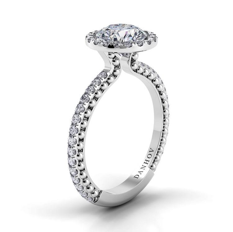 Danhov Petalo Engagement ring FE110 product image