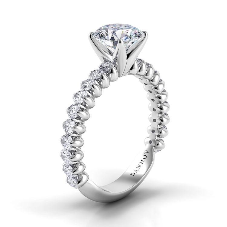 Danhov Petalo Engagement ring FE106 product image