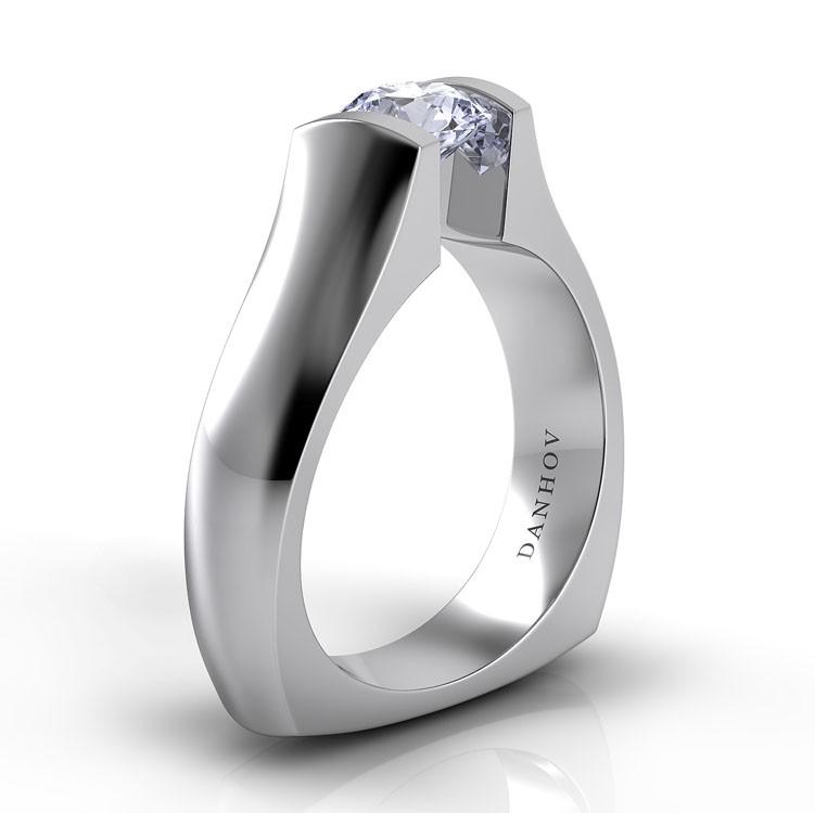 Danhov Voltaggio Engagement ring V135 product image
