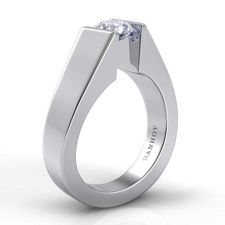 Danhov Voltaggio Engagement ring V128 product image