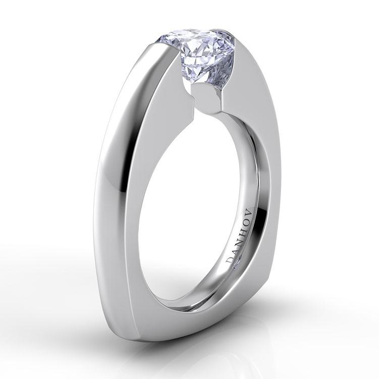 Danhov Voltaggio Engagement ring V127 product image