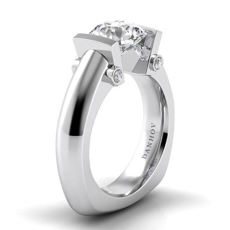 Danhov Voltaggio Engagement ring V126 product image